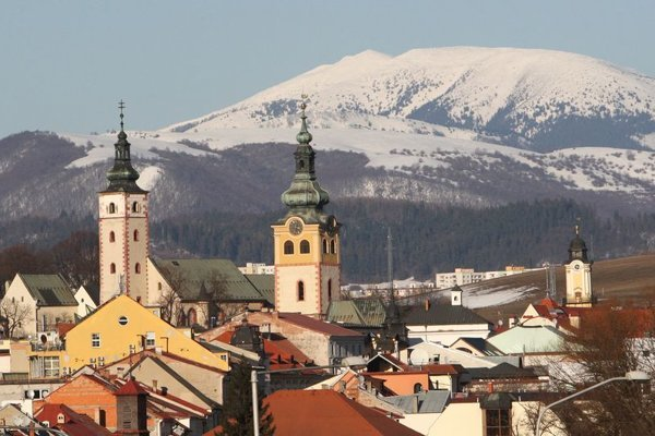Slovakia offers history as well as nature