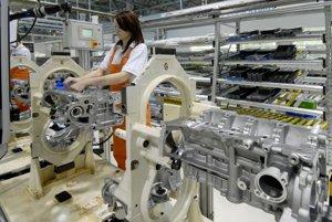 The automotive industry, illustartive stock photo