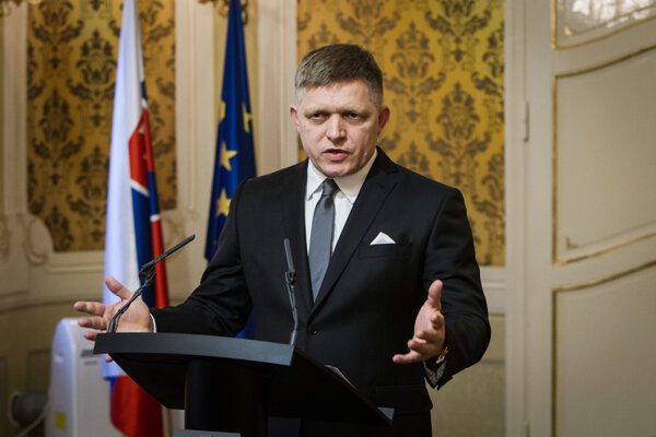 PM Robert Fico