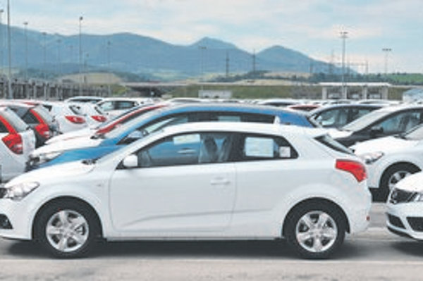 The Kia plant near Žilina is producing new models.