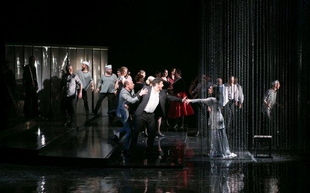 Manon Lescaut by G. Puccini in Košice State Theatre (SDKE)