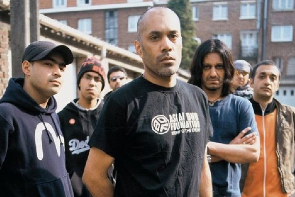 Uprising - Asian Dub Foundation