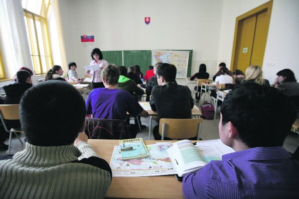Slovak schools face further changes.