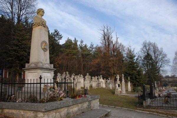 Dobrá Voda cemetery.