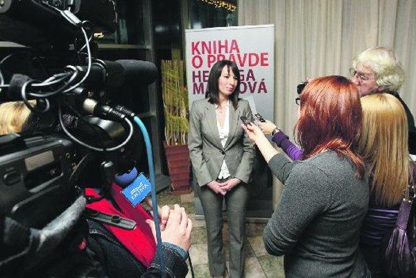 Hedviga Žáková (née Malinová)