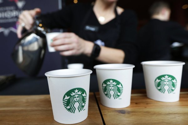 Starbucks coffee to be available in Bratislava.