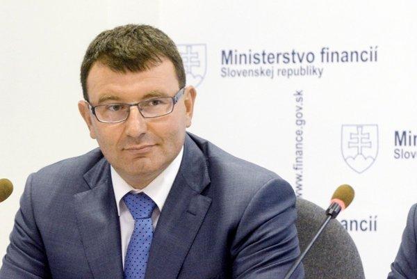 Financial Directorate president František Imrecze
