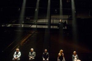 Rivers of Babylon, SND Bratislava, directed by Diego de Brea