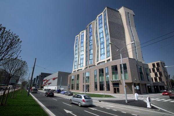 DoubleTree by Hilton in Bratislava