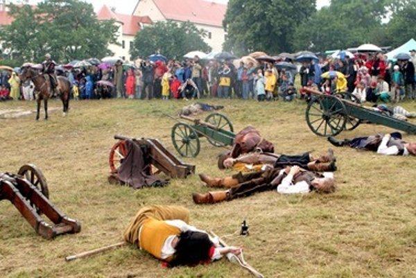 Previous edition of Rotenstein festival at Červený Kameň Castle