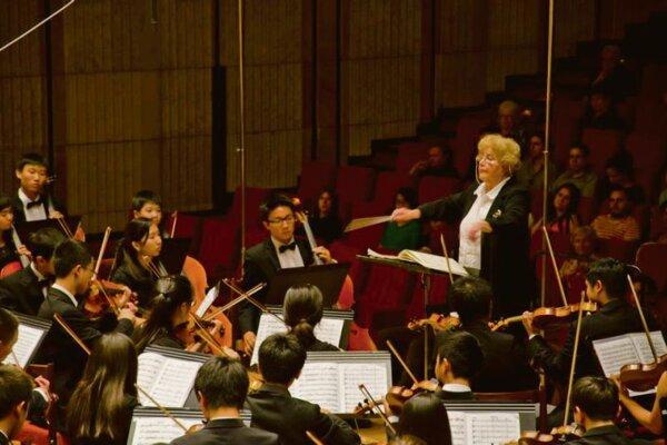 El Camino Youth Symphony.