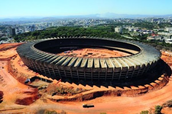 Brazil will host the FIFA World Cup in 2014 and the Olympic Games in 2016.