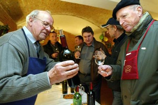 Tasting Slovak wine along the Small Carpathian Wine Route is an excellent way to explore the region