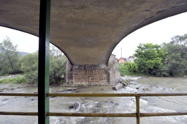 Oldest ferro-concrete central European bridge