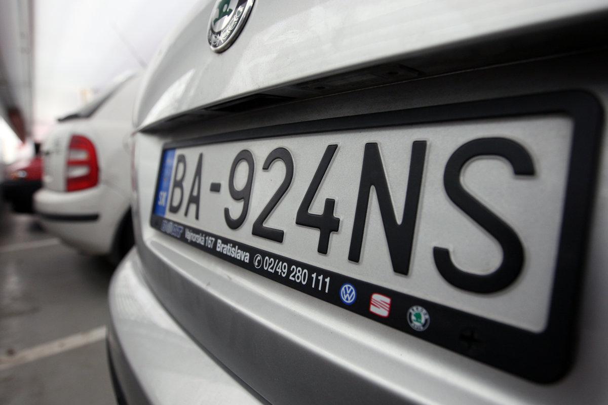 Slovakia asks too much for car registration - spectator sme sk