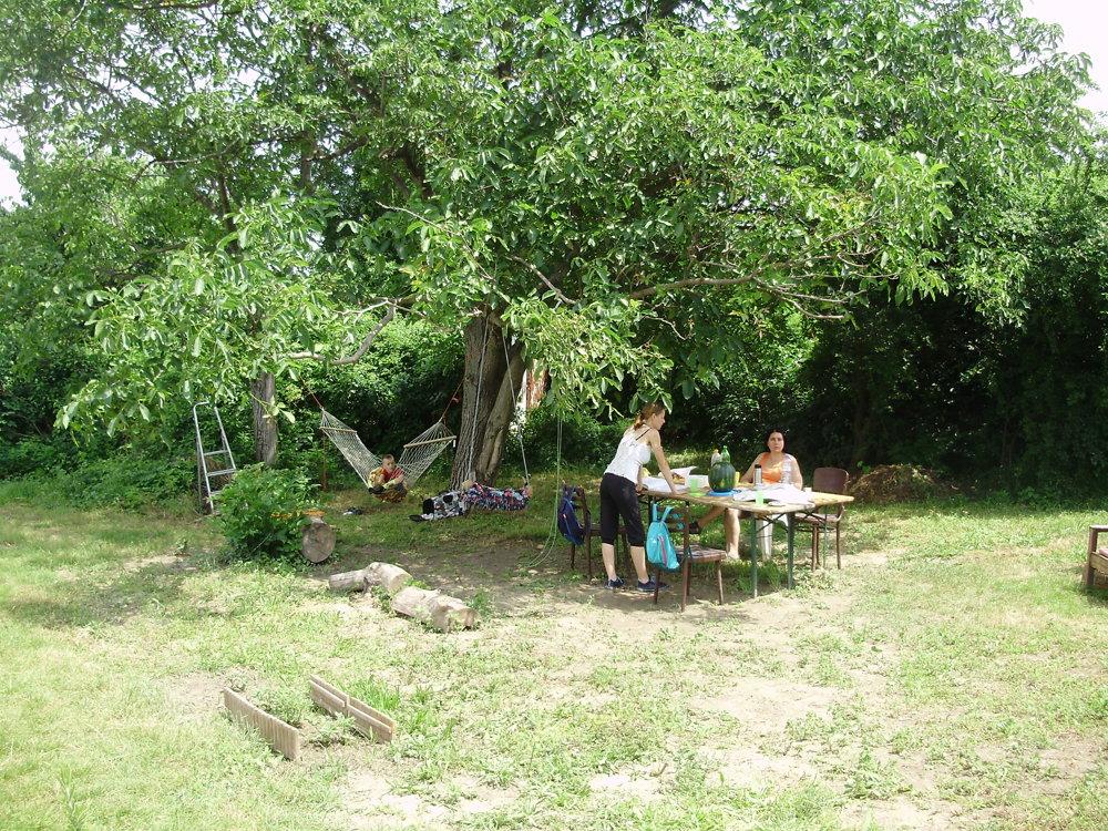 Vrakuňa community garden