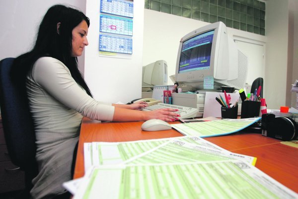 Companies spend 207 hours on average fulfilling tax duties in Slovakia, the report found.