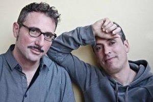 Fabio Grassadonia and Antonio Piazza