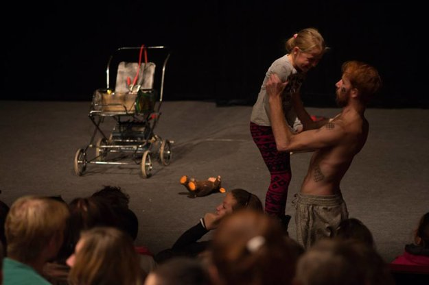 Interactive part of the play