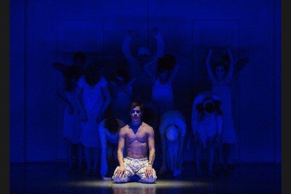 Nijinsky - the God of Dance in SND