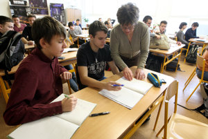 More than 80 schools offer bilingual programmes in Slovakia.