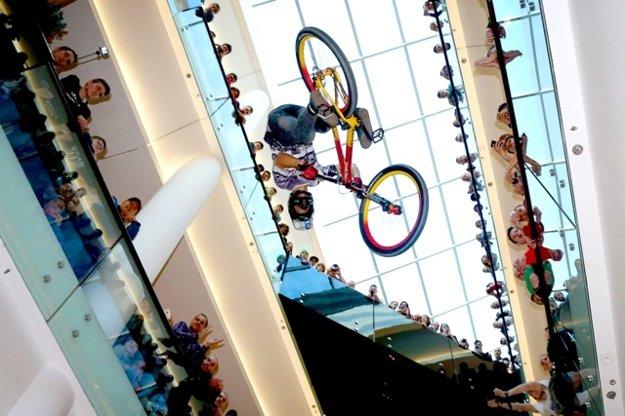 Matej Kalima: Down-mall, winner Sport individual photos