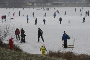 Ice-skating marathon is planned for Košice