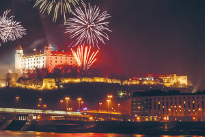 Silvester evening in Grand Hotel River Park