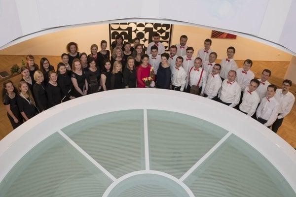 The Technik STU choir