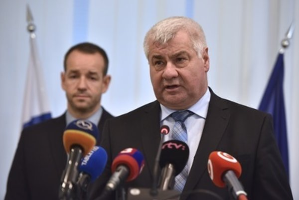Transport Minister Árpád Érsek