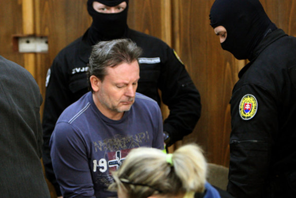 Róbert Lališ in court