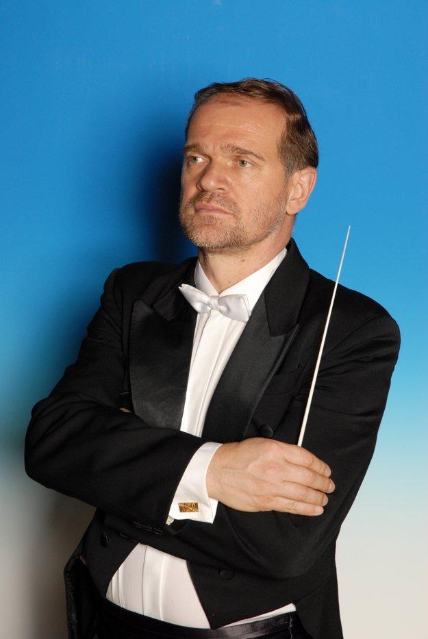 Bulgarian conductor Vladimir Kiradjiev