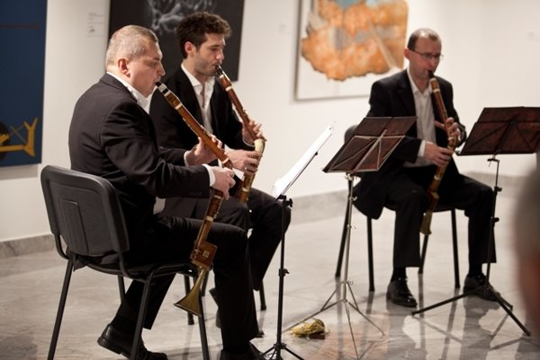 Lotz Trio will perform in the Trnava theatre of J. Palárik.