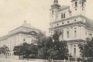 Invalids' Church / Invalidský kostol in Trnava