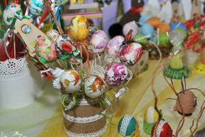 Coming Easter brings markets, concerts and other events, illustrative stock photo.