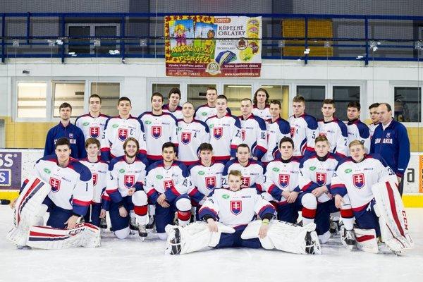 Slovak U18 ice hockey representation