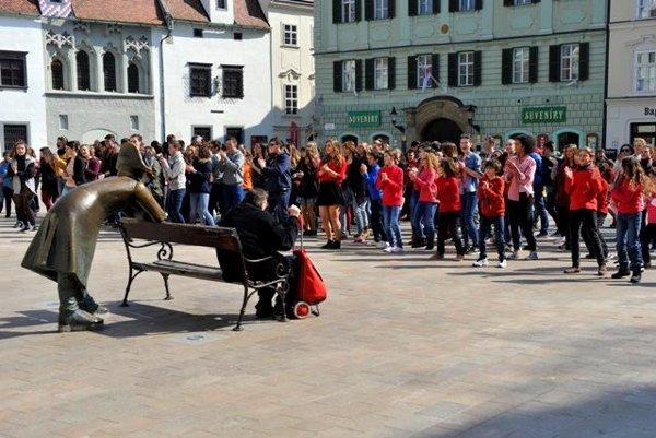 Month of Francophony celebrated in Bratislava