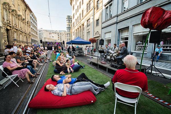 Cultural summer 2016 in Bratislava
