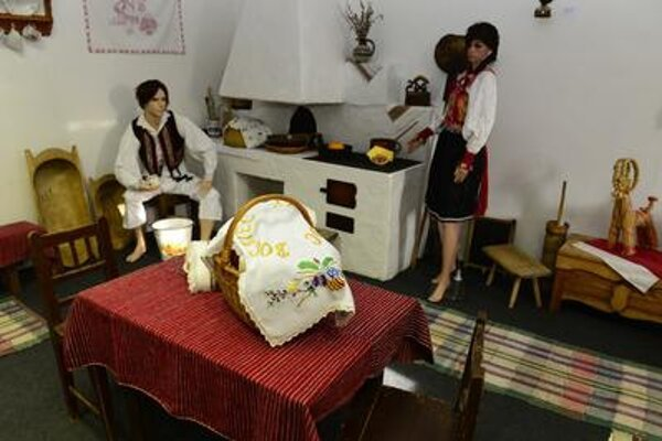 Exhibition of Ruthenian Easter traditions, Prešov