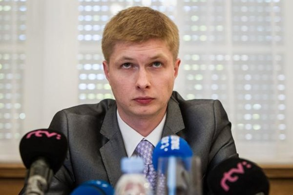 Press Attaché of the Russian Embassy in Slovakia Alexey Kulagin
