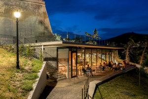 Castellum café in Nitra