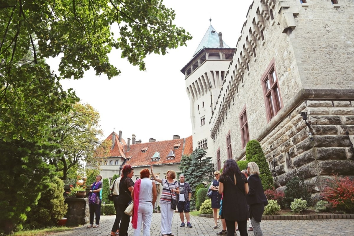 Smolenice attracts visitors with mead and ghosts