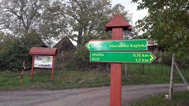 Levice tourism trail
