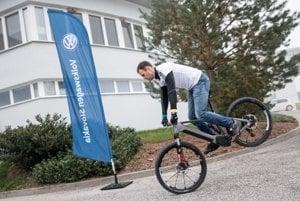 Testing the elector-bike
