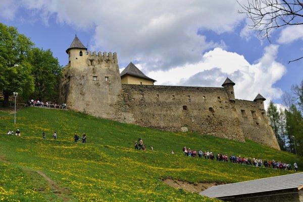 The Ľubovňa Castle