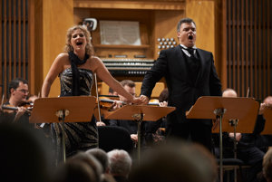 Cecilia Berglund & Eugene Amesmann