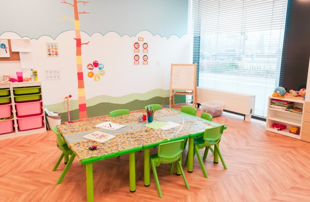 Johnson Controls kindergarten