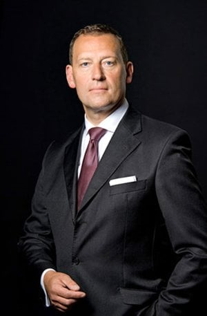 Wolfgang Helmut Fischer, CEO of Zurich Insurance Company Ltd