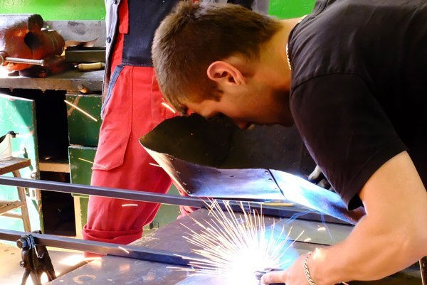 Graduates from vocational schools are needed.