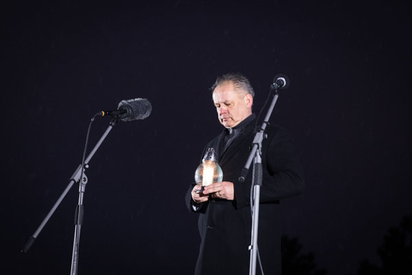 President Andrej Kiska